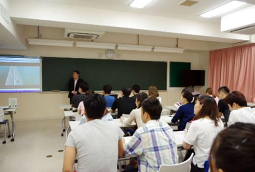 駿台外語&ビジネス専門学院画像